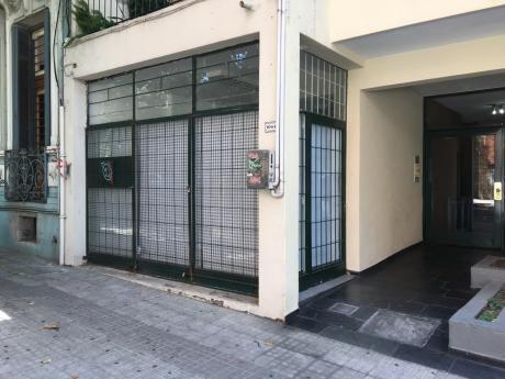Casa Central - Lindo Local A Pasos De Bvar. EspaÑa