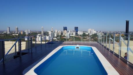 Tierra Inmobiliaria - Se Alquila Amplio Departamento A Estrenar