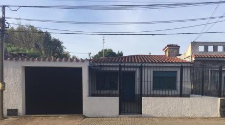 Casa Dos Dormitorios Cochera Peñarol Padrón Único