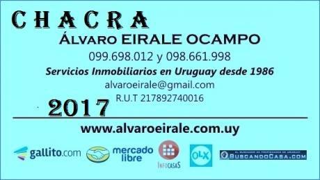 U120533 450.000= Montevideo Chacra 150.000 M2*