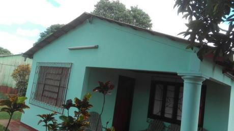 Casa En Venta (hernandarias)