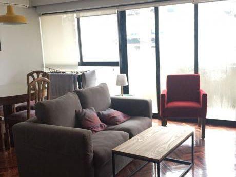 Precioso Apartamento En Pocitos!!!