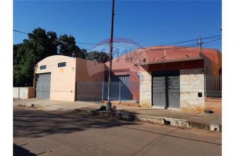 Alquilo Tinglado Nuevo En Centro De San Lorenzo
