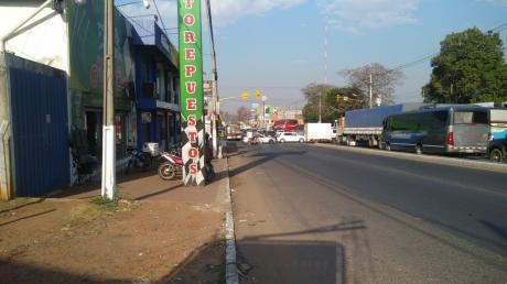 Terreno De 420 M2 - San Lorenzo - Ruta 2 Km 14.5