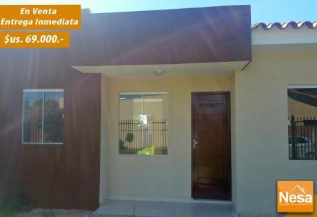Casa A Estrenar En Venta - Urb. Nueva Esperanza