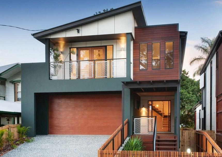 Casa en carrasco ref f1b15 for Casa moderna que es