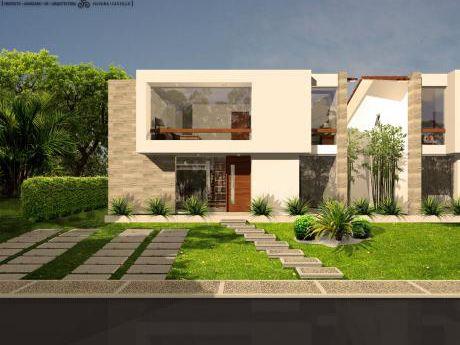 En Pre Venta Hermosas Casas En El Urubo