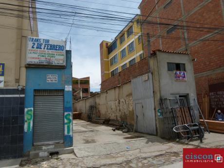 Terreno En Venta, El Alto
