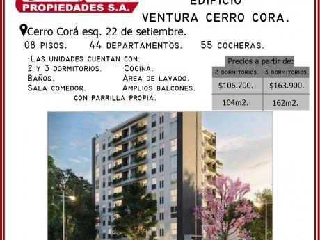 Edificio Ventura Cerro Cora!