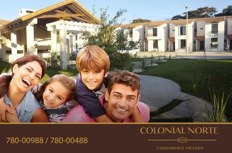 Condominio Privado Colonial Norte
