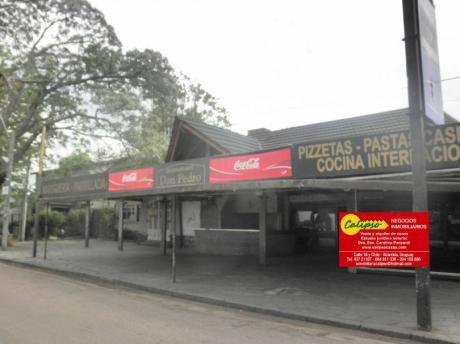 Gran Local Frente Al Casino De Atlántida - Ref. 183 -inmobiliaria Calipso