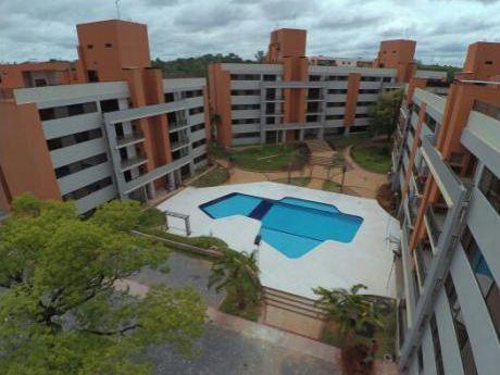 ñemby 50mts De Acceso Sur, Departamentos En Parque Pinar
