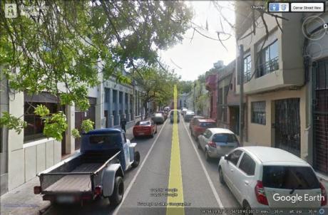 Sobre Calle Charrúa, Excelente Terreno Ideal Constructoras