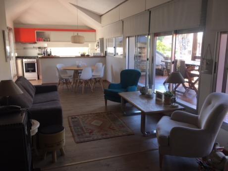 Inmpecable Penthouse ,a Una De Playa, Gran Terraza, Parrillero ,pérgola