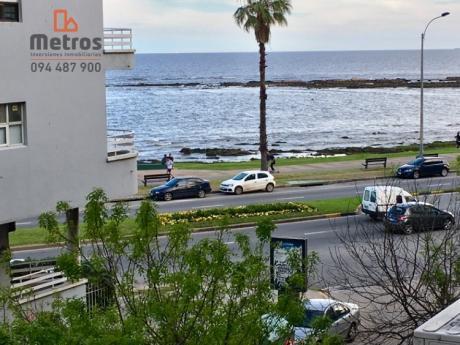 Excelente Ubicacion, Terraza C/vista Al Mar De Pta.carretas - Nuevo Precio!!