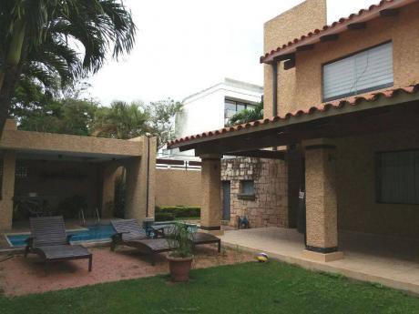 Linda Casa En Alquiler En Barrio Las Palmas