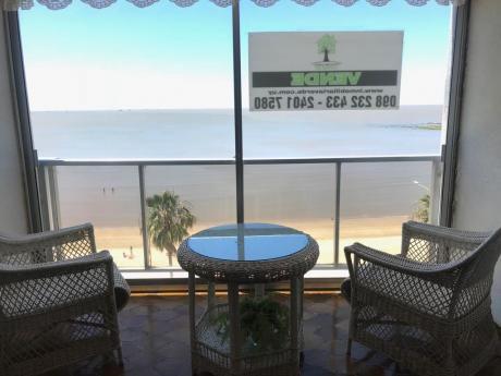 Excepcional Apartamento Frente Al Mar!!!