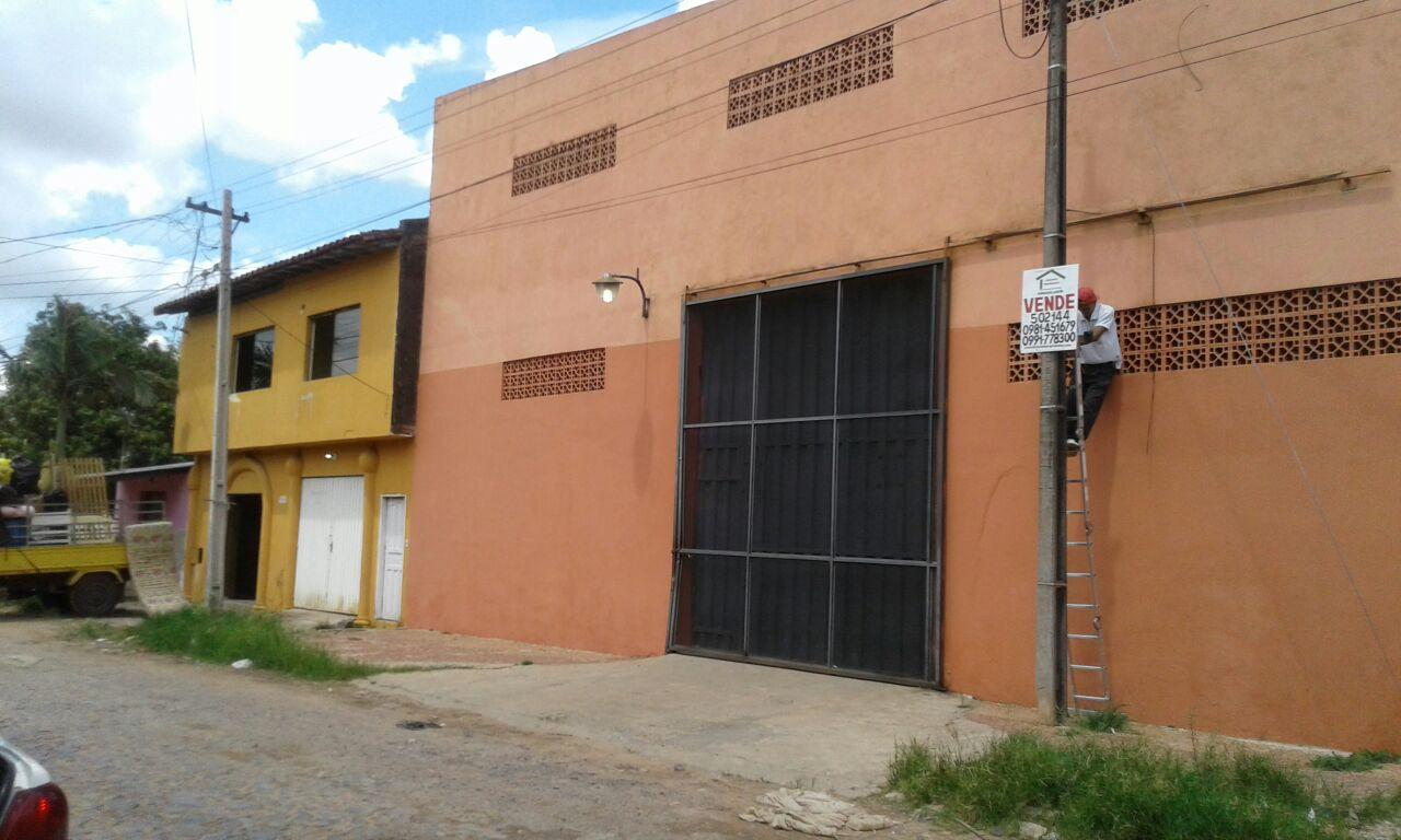Vendo Deposito C/ Cámara Frigorífica, Oficinas Y Casa