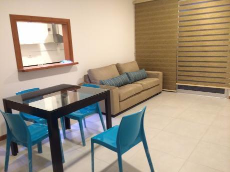 Alquiler De Departamentos Nuevos Amoblados - Edificio Manantiales Plaza