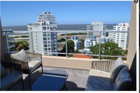 Apartamento Punta Del Este - Alquiler Temporada Invierno.