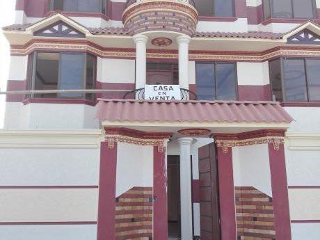 Venta De Casa  Colcapirhua Cbba
