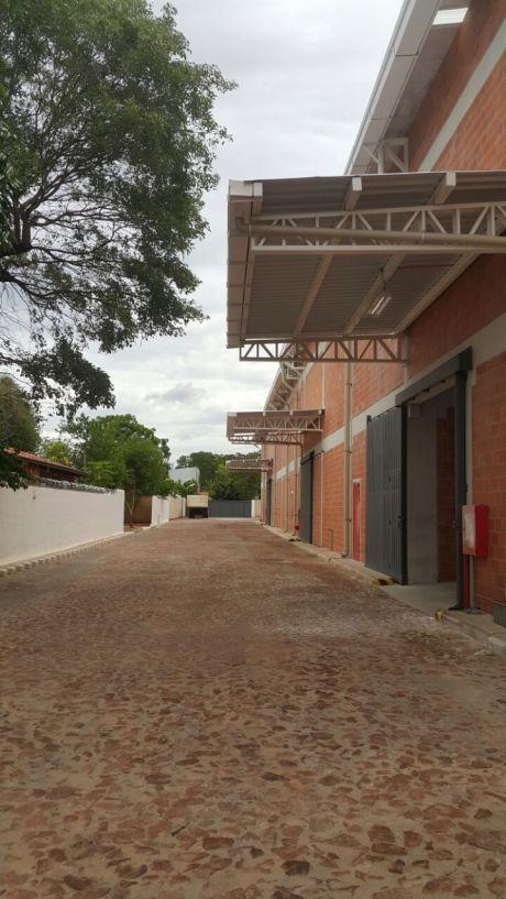 Alquilo Tinglado Zona Luque San Lorenzo