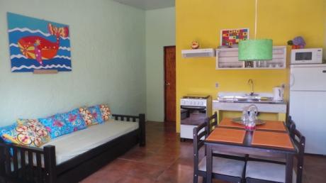 Alquilo Cómodo Apartamento En Piriápolis
