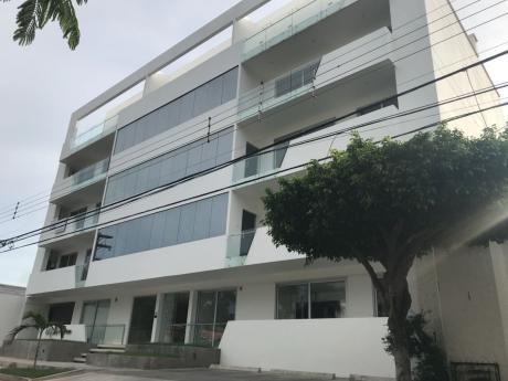 Hermoso Departamento De 1 Habitacion En Edificio Picasso