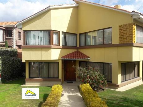 ¡ Oferton !!!  Casa En Venta En Achumani, La Paz, Bolivia