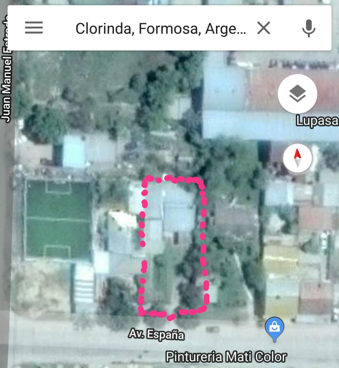 Vendo Casa En Clorinda