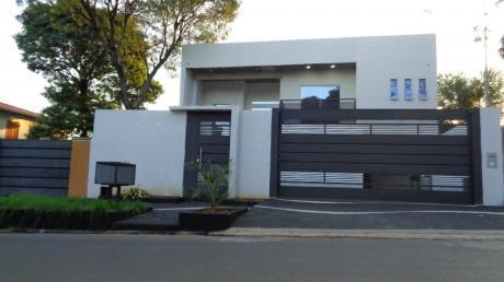 Vendo Casa A Extrenar En Lambare Zona Canal 13