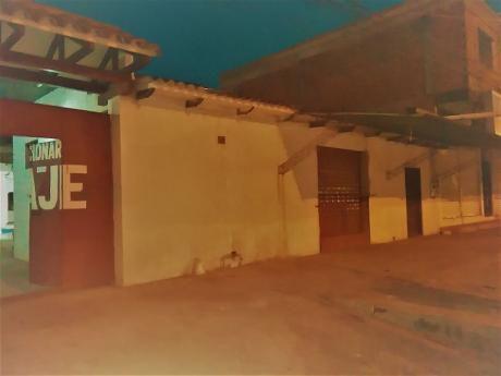 Casa De Dos Planta En Venta/anticretico S/avenida Sup. 750 Mts2