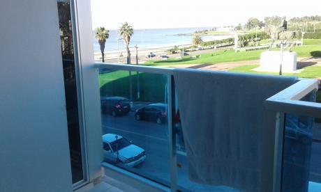 Excelente Apartamento 1 Dormitorio Con Garage A Metros De Rambla.terraza Vista