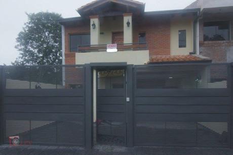 Vendo Duplex A Estrenar De 3 Hab. Zona Super Pueblo De Lambare