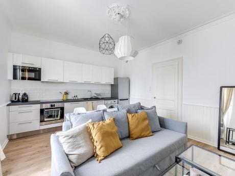 Excelente Apartamento De 2 Habitaciones