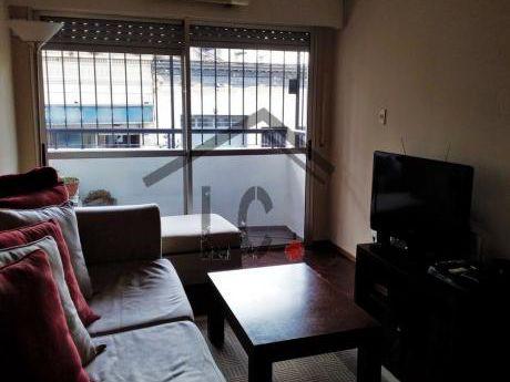 Apartamento 1 Dormitorio A Pasos De Tres Cruces
