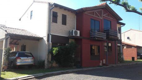 Vendo O Alquilo Casa En Barrio Cerrado!