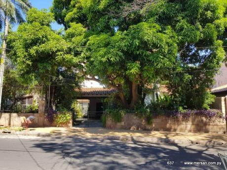 Terreno C/ Casa P/ Refaccionar Zona Colegio Inter (637)