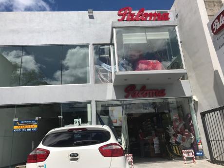 Alquiler Local En Nuevo Centro