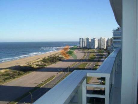 ¡espectacular Apartamento Con Preciosa Vista Al Mar, En Primera Linea Sobre La Brava! - Ref: 1366