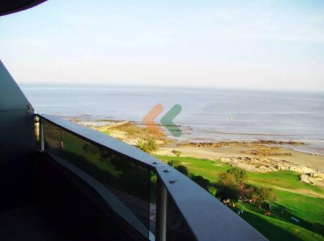 Precioso Apartamento En Alquiler Con Vista Al Mar! - Ref: 4741