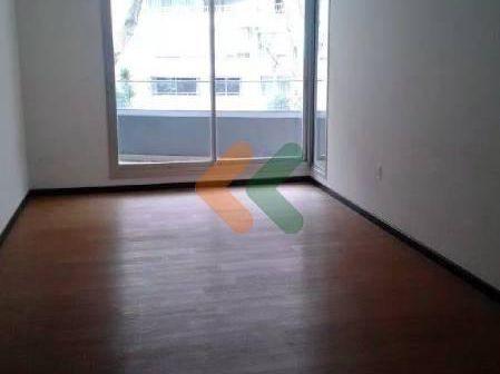 Apartamento En Alquiler Sobre Av Brasil - Ref: 4974