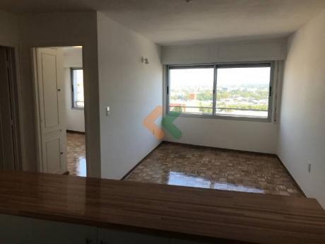 Se Alquila Apartamento 1 Dormitorio En Cordon! - Ref: 5272