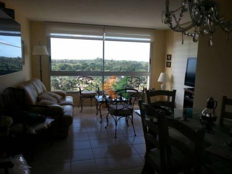 Precioso Apartamento En Piso Alto Con Vista Despejada Cercano Al Punta Shopping