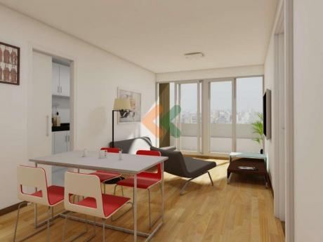 Apartamento Inigualable En Pocitos Nuevo. Edificio Topaz