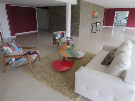 Mansa 1 Dormitorio Con Parrillero Propio