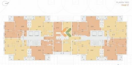 Se Vende Apartamento En Palermo. Edificio Estrellas Del Sur T25