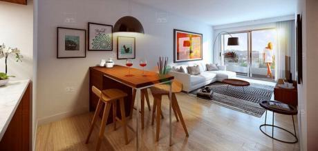 Se Alquila Apartamento 1 Dormitorio En Pocitos. Edificio Infinity Buxareo