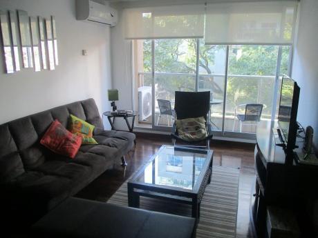 Excelente Apartamento Amoblado Para Alquilar Villa Biarritz