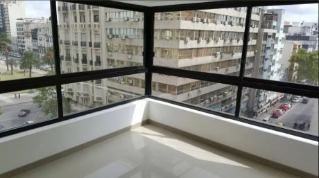 Alquiler De Apartamento 1 Dormitorio En Centro, Montevideo